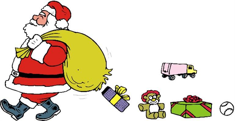 Babbo Natale 7 Cervelli.Babbo Natale Passi No Mi Dispiace Ho Venduto La Slitta Ecco I