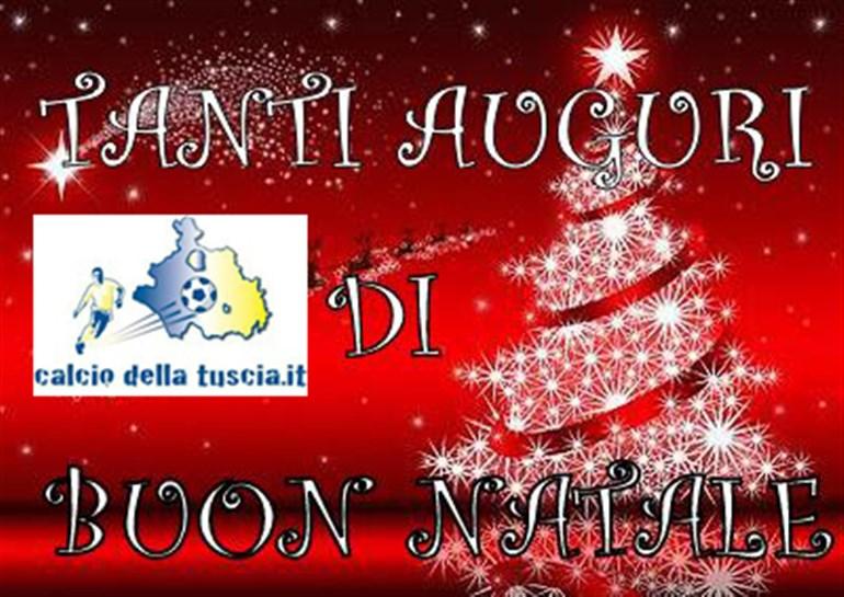 Buon Natale Tutti.La Redazione Di Calciodellatuscia It Vi Augura A Tutti Un